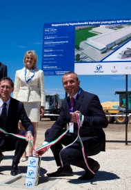 New integrated tissue paper mill with the latest technology is being built
