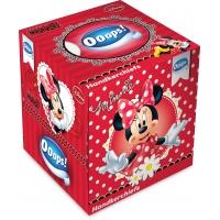 Ooops! Disney dobozos 3 rétegű 54 db 4 féle design