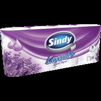 Sindy Levendula 8 tekercses 3 rétegű