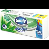 Sindy Aloe Vera 3 rétegű 100 db