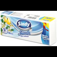 Sindy Jázmin 3 rétegű 100 db