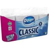 Ooops! Classic Sensitive 3 rétegű  8 tekercses