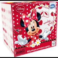 Ooops! Minnie Mouse 80 darabos 1 rétegű szalvéta
