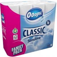 Ooops! Classic Sensitive 3 rétegű 32 tekercses