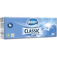 Ooops! Classic Sensitive 3 rétegű 10x10 db