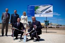 Magyarország legmodernebb higiéniai papírgyára épül