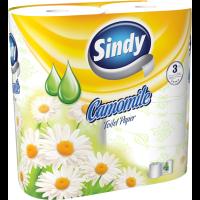 Sindy Kamilla 4 tekercses 3 rétegű