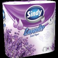 Sindy Levendula 4 tekercses 3 rétegű