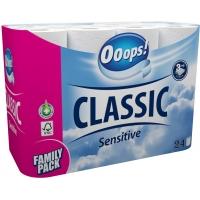 Ooops! Classic Sensitive 3 rétegű 24 tekercses
